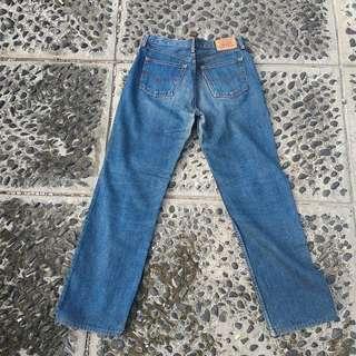 Jeans levis reguler fit 508