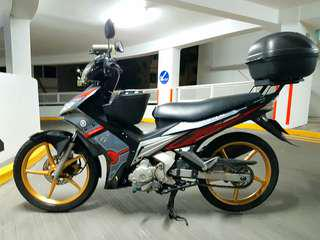 (Price reduced) Yamaha spark 135 with clutch