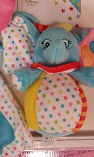 Disney Baby Dumbo Kids Toy and Rattle