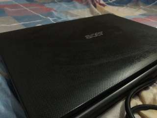 Laptop Second Acer Aspire