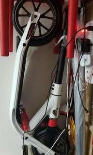 oxelo town 9滑板車