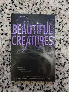 """NOVEL """"BEAUTIFUL CREATURES"""" (HARGA BISA DI NEGOSIASI)"""
