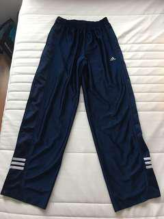 Frankie's Collective Blue Adidas Snap Pants