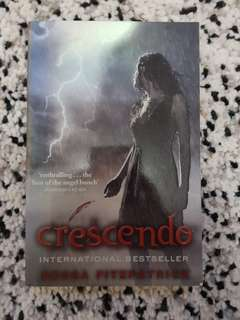 [IMPORTED NOVEL] Crescendo by becca fitzpatrick