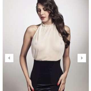 Sheer lingerie / top
