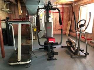 Excercise equipment