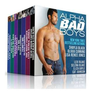 🚚 Alpha Bad Boys: 7-in-1 Box Set