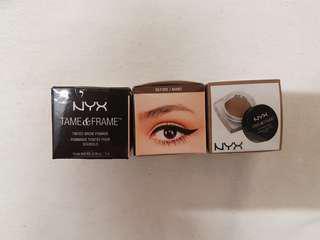 NYX Frame & Tame Brow Pomade
