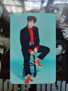 Super Junior M Swing - Donghae Photocard