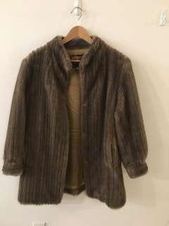 PRICE DROP: Vintage fur coat