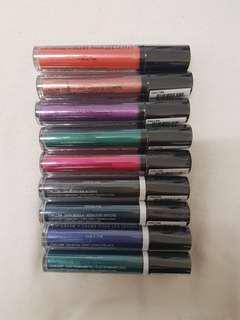 NYC Cosmetic Metals Lip Cream