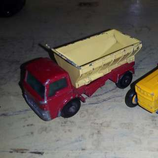Lesney Truck & Tractor(england)