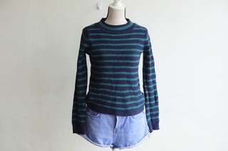Teal Pullover Sweater