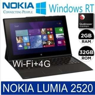 (GSS)Nokia Lumia 2520 Tablet / Wi-Fi+4G / Snapdragon 800