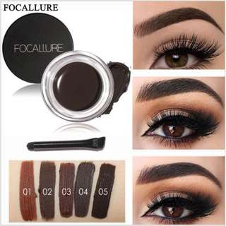Eyebrow pomade focallure