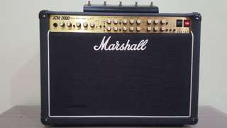 Marshall JCM 2000 TSL 122 (100w) Tube Amplifier