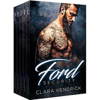 🚚 Ford Security Boxset
