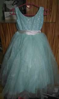 Light Green Gown
