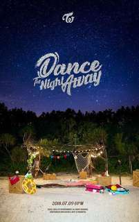 [CLOSED] Twice Dance The Night Away album