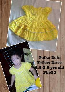 Preloved Baby/Girls Clothes All at Php50 Each