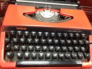 打字機舊物