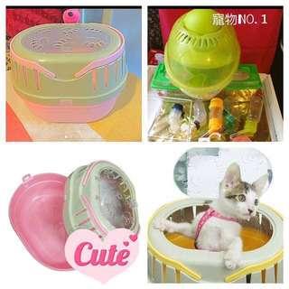 🚚 全部10件 老鼠小型寵物籠3件組、餵水器🔍「寵物」No. 原價650元🔍「居家生活」
