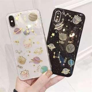 Universe iphone 6/6p/7/7p/8/8p/X phone case