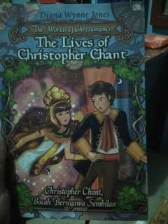 Novel The Lives of Christopher Chant