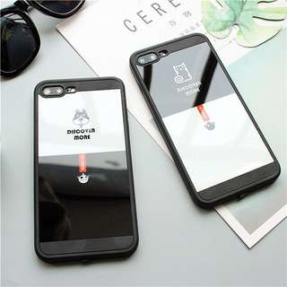 🦄 Discover More Couple iPhone 6 6s 7 8 Plus Soft Case