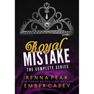 🚚 Royal Mistake - The Complete Series