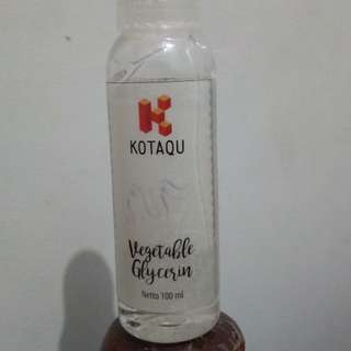 Vegetable Glycerin / Gliserin Setting Spray