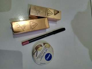 Take All 100k Only : 3CE, Kylie, Nivea