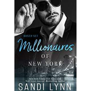 🚚 Millionaires of New York Box Set: Featuring Four Standalone Millionaire Romance Novels Set in New York City