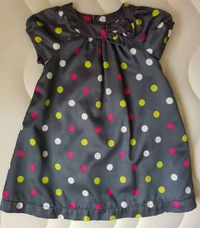 Carters baby dress