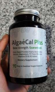 AlgaeCal Plus Veggie Capsules