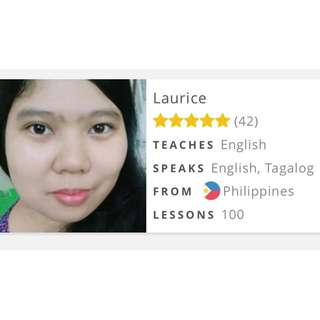 English Lessons Online (Skype)