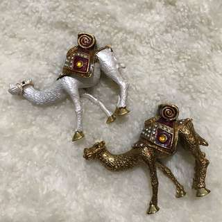 Take both for Php2400!!! Miniature Camels