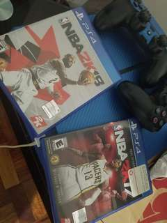 PS4 500GB Fhat