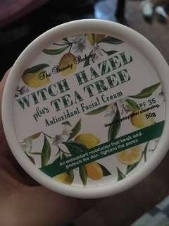 Witch Hazel Antioxidant Facial Cream