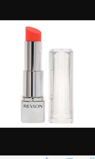 Offer: Revlon ultra HD lipstick 880- Marigold