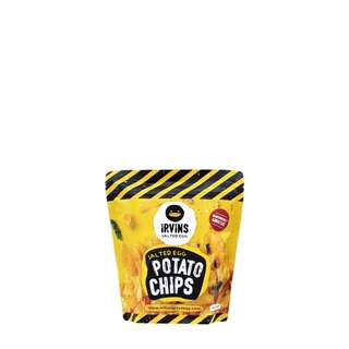 IRVINS Salted Egg - POTATO CHIPS (Small)
