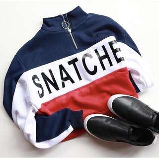 Snatched Sweater