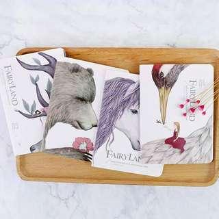[PO] Fairyland Ruled Pocket Notes