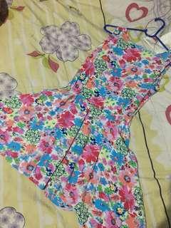 Floral Sun Dress 👗