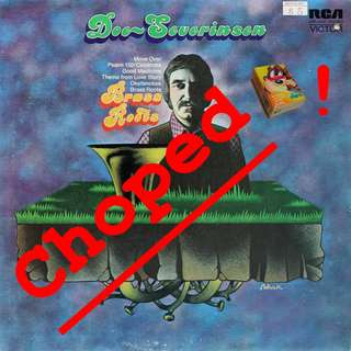 doc severinson Vinyl LP used, 12-inch, may or may not have fine scratches, but playable. NO REFUND. Collect Bedok or The ADELPHI.