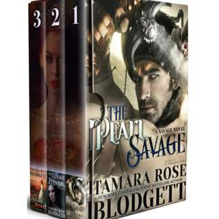 🚚 The Savage Series Boxset, Books 1-3