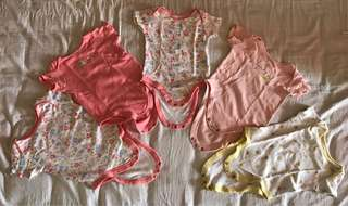 Mother's care onesies
