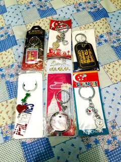 FOREIGN KEYCHAINS