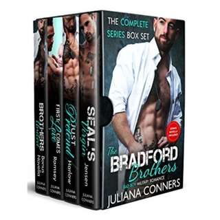 🚚 The Bradford Brothers Complete Series Box Set