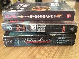 Pre-loved Books ♥️